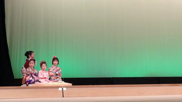 因島邦楽祭!今年も日舞で子供達が出ました^ ^(4度目)