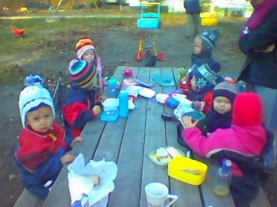 ノルウェーの幼稚園