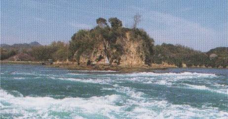 船折の瀬戸(能島と潮流)