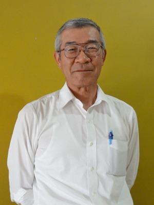 新館長紹介 因島勤労青少年ホーム勤労者体育センター館長 吉田弘司さん(60)