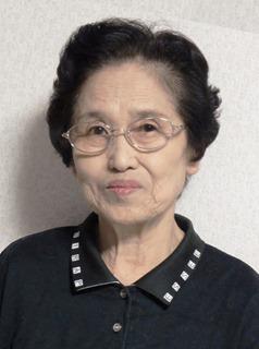 大好きな卓球で若さ保つ 三庄町の楠見孝子さん(80)