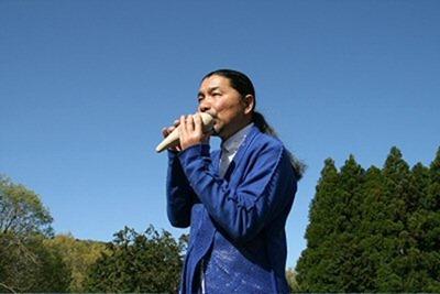 平山郁夫一周忌追悼 オカリナ奏者宗次郎コンサート 瀬戸田ベル・カントホール
