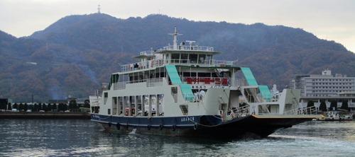 土生商船が船便再編 高速船生名全便寄港 運賃の値下げを実施