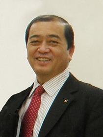 兼田敏郎会長