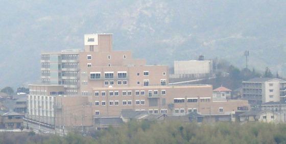 JA尾道病院が完成 開院5月1日 外来開始5月6日
