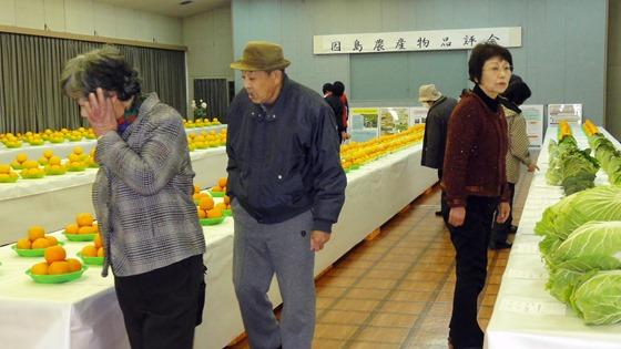 農産物品評会 尾道市長賞 吉井恵美子さん