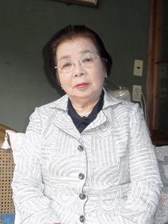 笹野文子さん 法務大臣表彰
