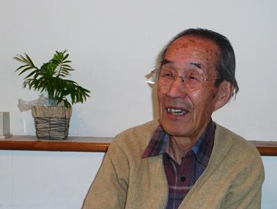 画家・青木廣光さんに聞く「絵を描く事の大切さ伝えたい」
