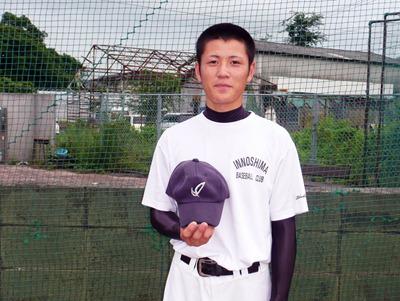 甲子園県予選 因島高校野球部 18日福山球場