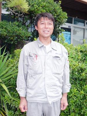 ええじゃん!いんのしま 同窓会実行委員長・湊真一郎(昭和63年卒)