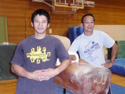 全日本社会人体操選手権 田頭剛選手(因島高出身)跳馬で優勝、個人戦7位