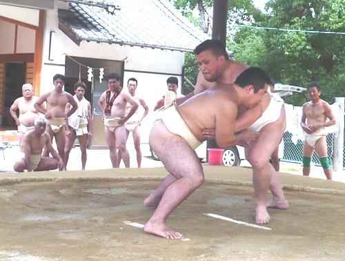 因島相撲選手権