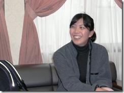 映画「祝の島」纐纈あや監督 因島で交流
