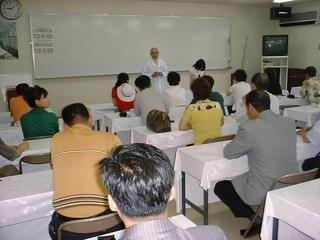 [6月18日] 万田発酵本社で韓国支店が研修