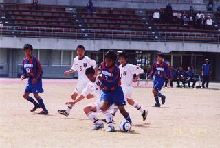 [6月25日] 因島クラブジュニアユース サッカー中国大会に出場