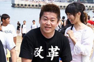[9月24日] 三週間主役になったホリエモン 堀江さんが残したもの