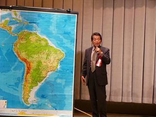 [10月29日] 環境保全講演会 地球を救おうアマゾン植林を