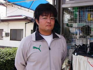[11月12日] 地域のスポーツ振興願う 因島スポーツ渡邊繁樹さん(33)
