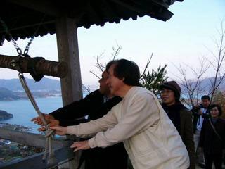 [12月 3日] 安田祥子さんら瀬戸の秋を楽しむ