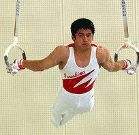 [6月11日] 因島高校・体操部 田頭剛君が県総体連覇 オリンピックへ夢膨らむ