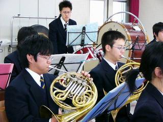 [2月25日] 因島高校吹奏楽部 春を告げる演奏会