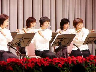 [3月18日] フルートとバイオリン ポコ・ア・ポコ歩み10年 市民会館大ホール演奏会