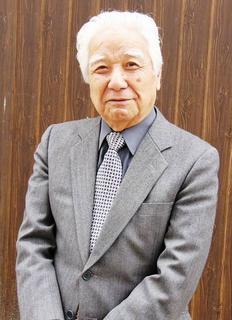 [4月29日] 藍綬褒賞受章 元人権擁護委員 岡野 巧三さん