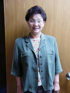 [5月20日] 素朴さに魅せられ20年 民謡さなえ会因島支部長 梅木正子さん(68)