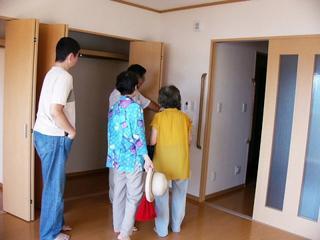 [9月 2日] 高齢者優良マンションきらら因島(因島田熊町)現地説明会に100人