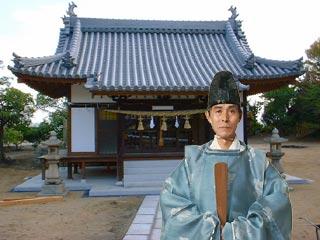 [10月26日] 祝 鏡浦町厳島神社落慶