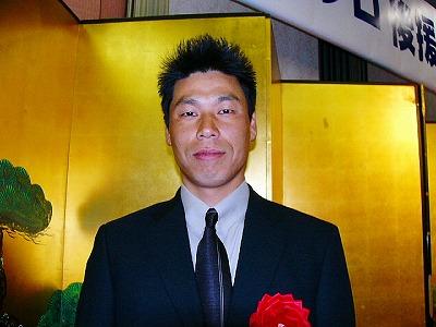 [3月13日] 因島出身ゴルファー兼本貴司プロかこみ盛大にコンペと激励会
