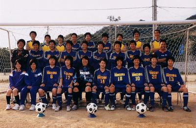 [6月11日] 因島高校サッカー部 県ベスト8位