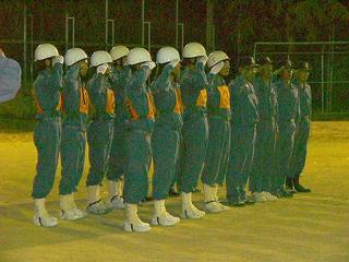 [6月11日] 大浜町消防団 小型ポンプ操法 県大会に出場
