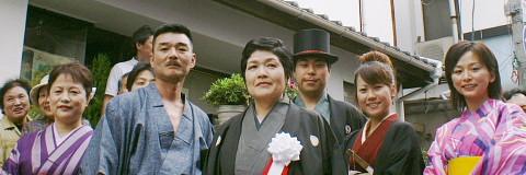 [6月 3日] 麻生イトさんといえば「ああ、あの男装の―」と答えが返ってくる。