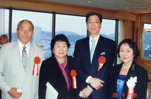 [7月29日] ブラジルに生きて50年【5】重井町出身実業家 村上佳和さん(65)ことじさん(62)
