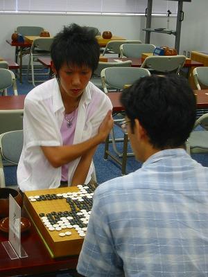 [8月 7日] 因島高校囲碁部・岡野涼太君、二大会で活躍 全国強豪と接戦