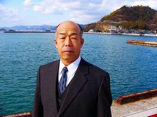 [1月29日] 重井町前区長会長 村上醇治さん(58)市議選出馬表明
