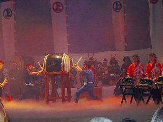 [2月26日] 因島村上水軍陣太鼓 初めての海外公演 ソウルで交流大祝祭