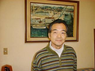 [3月12日] 島人の想いのせて 因島村上水軍陣太鼓保存会代表 岡村 俊典さん(54)