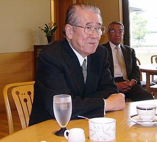[4月 3日] 平山画伯記者会見【2】 経済支援だけでなく文化財保護で国際貢献を