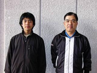 [4月16日] アマ囲碁十傑戦県大会 因島の2人が備後代表