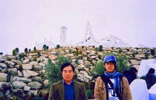 [4月24日] 西日光・耕三寺「未来心の丘」世界的な建築大賞を受賞 並はずれた大理石の彫刻庭園と絶賛