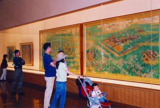 [5月 7日] 平山郁夫30年の集大成「平成の洛中洛外」特別展8日に閉幕