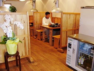 [6月12日] 中庄町「七輪」改装オープン