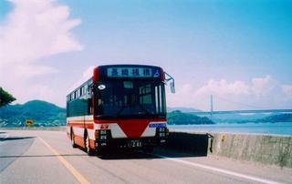 [9月18日] 52年目を迎えた島のバス事業 海路から陸路に変った島民の足 時代の変遷に即した経営努力