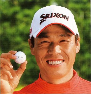 因島出身プロゴルファー兼本さんメジャー初優勝 苦節17年目、悲願達成