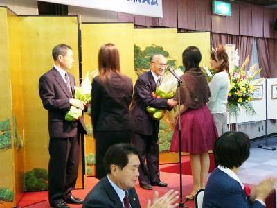 「海を想う」弓場敏男著 上梓祝賀会に150余人