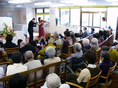 瀬戸田町永井医院サロンコンサート