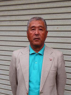 させていただくの気持 因島少年野球連盟会長 砂月安雄さん(63)