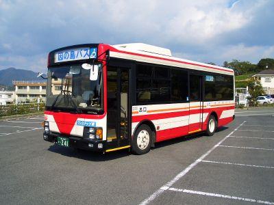 57年目の因島のバス 公共交通の維持切実 官民の取組み不可欠